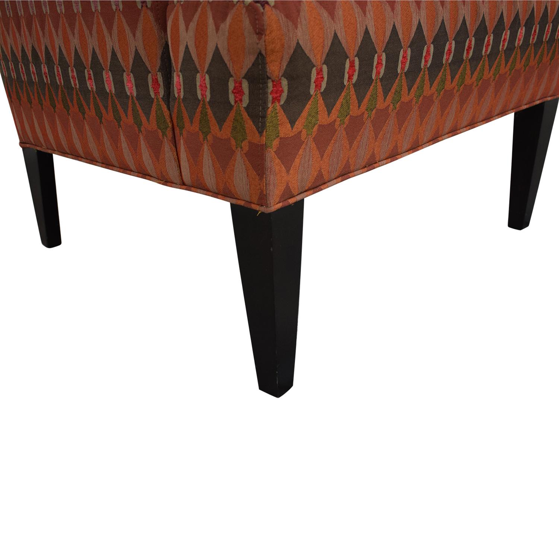Crate & Barrel Crate & Barrel Tux Chair dimensions