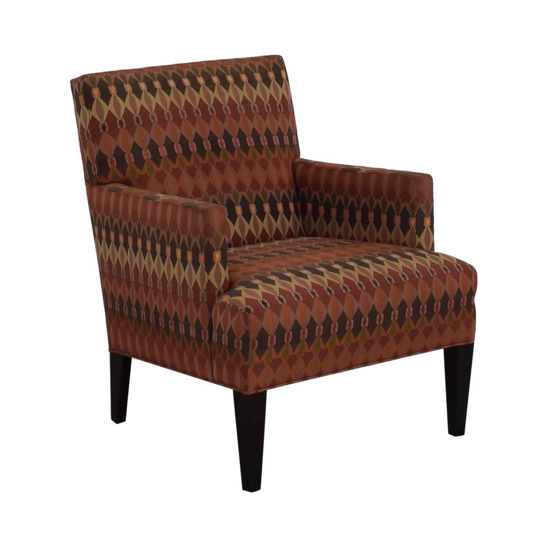 Crate & Barrel Crate & Barrel Tux Chair on sale