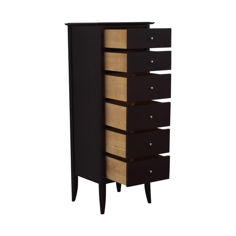 buy Baronet Baronet Six Drawer Highboy Dresser online