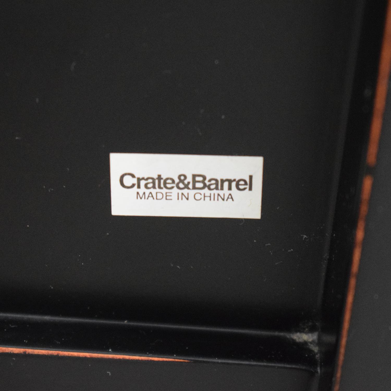 Crate & Barrel Crate & Barrel Storage Tall Cabinet discount