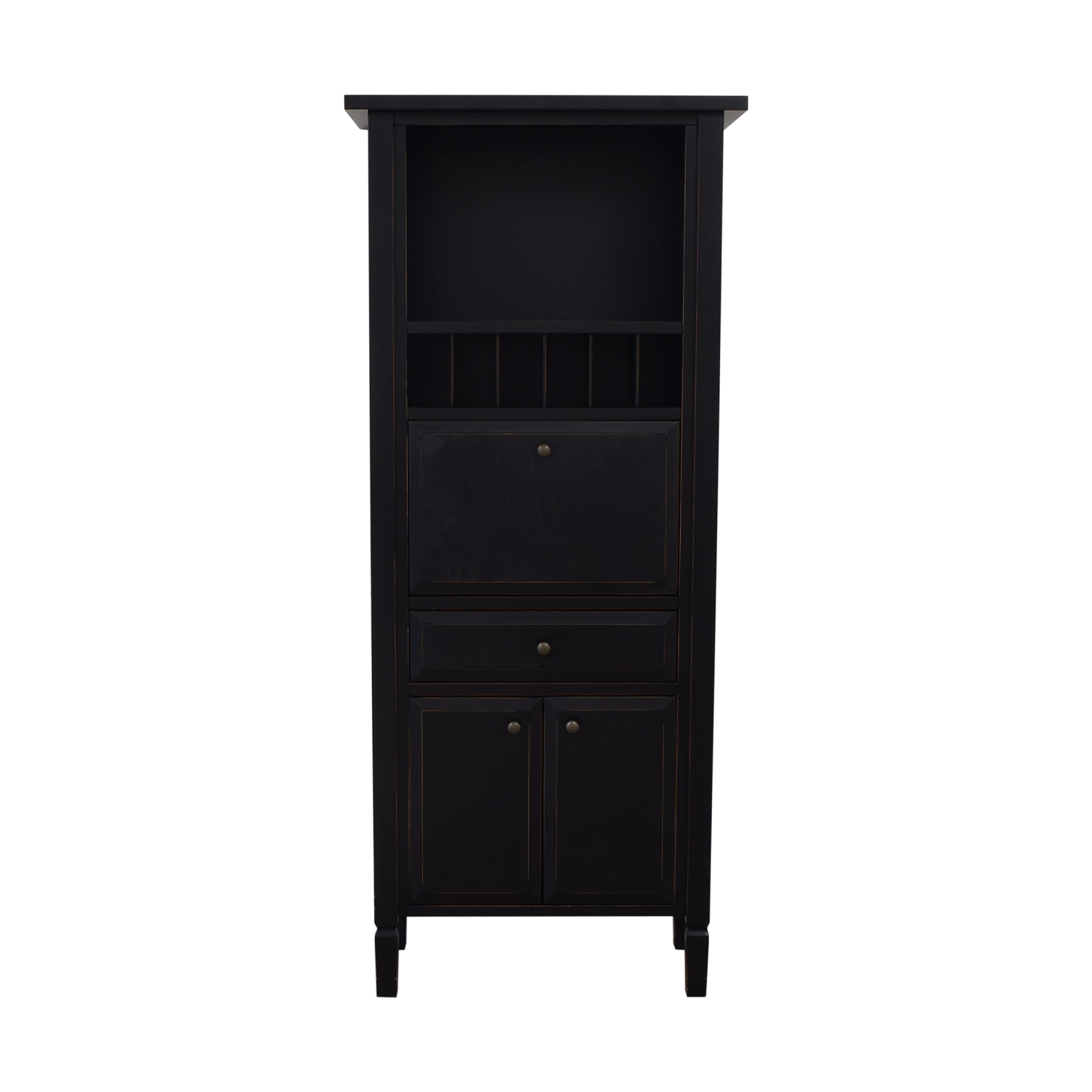 buy Crate & Barrel Storage Tall Cabinet Crate & Barrel Cabinets & Sideboards