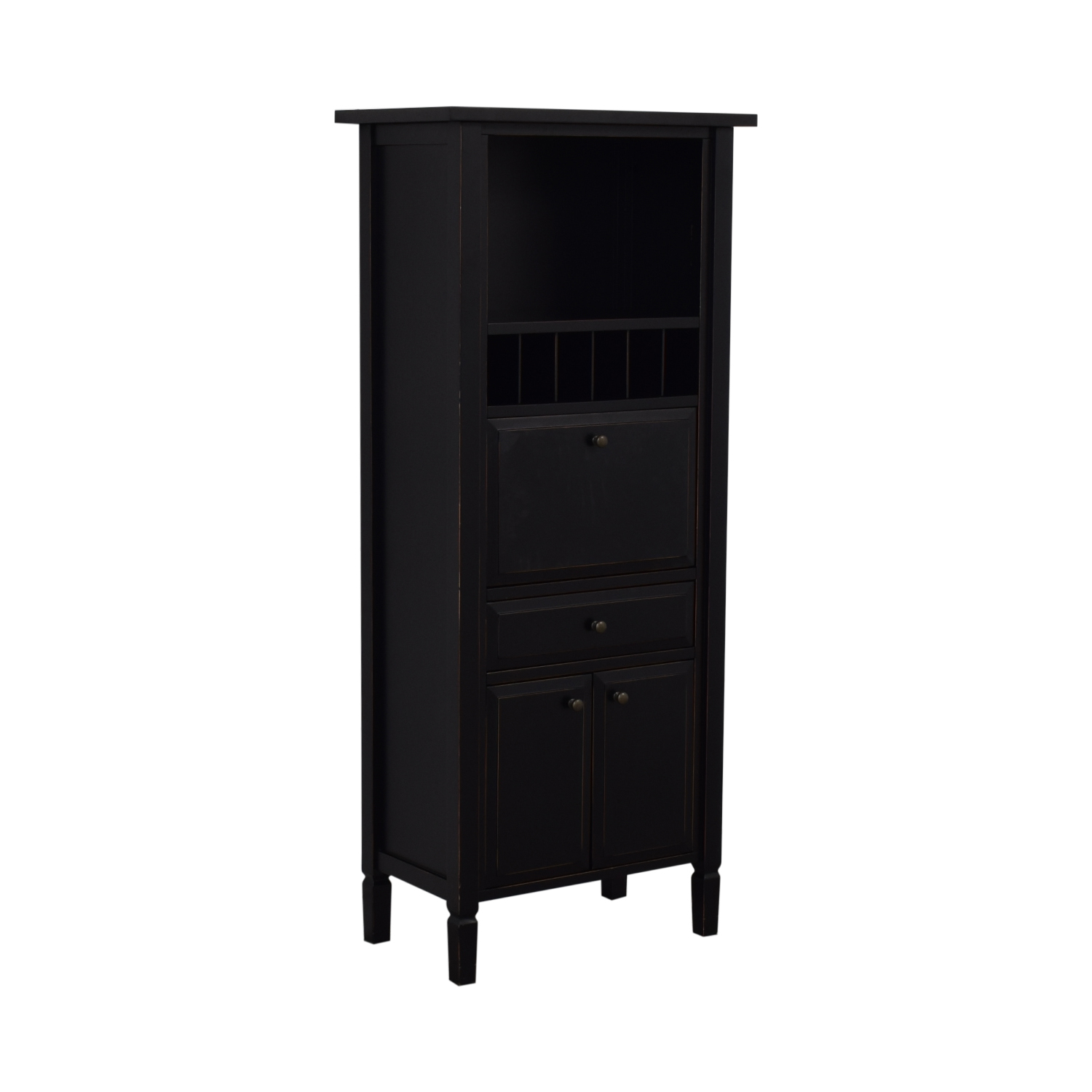 shop Crate & Barrel Storage Tall Cabinet Crate & Barrel Cabinets & Sideboards