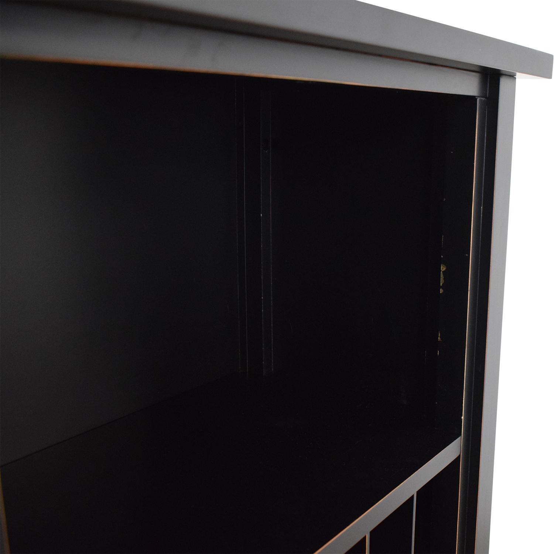 Crate & Barrel Crate & Barrel Storage Tall Cabinet
