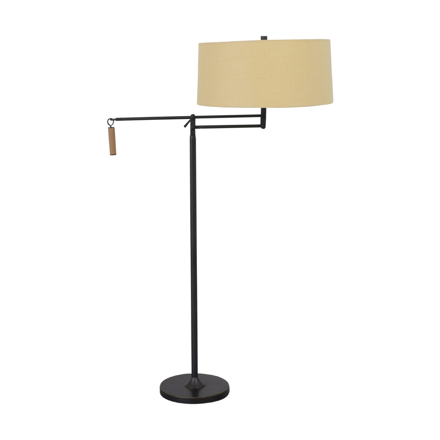 buy Crate & Barrel Autry Adjustable Floor Lamp Crate & Barrel Decor