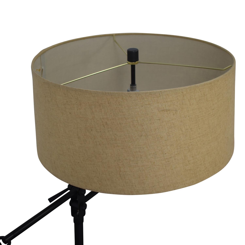 Crate & Barrel Crate & Barrel Autry Adjustable Table Lamp discount