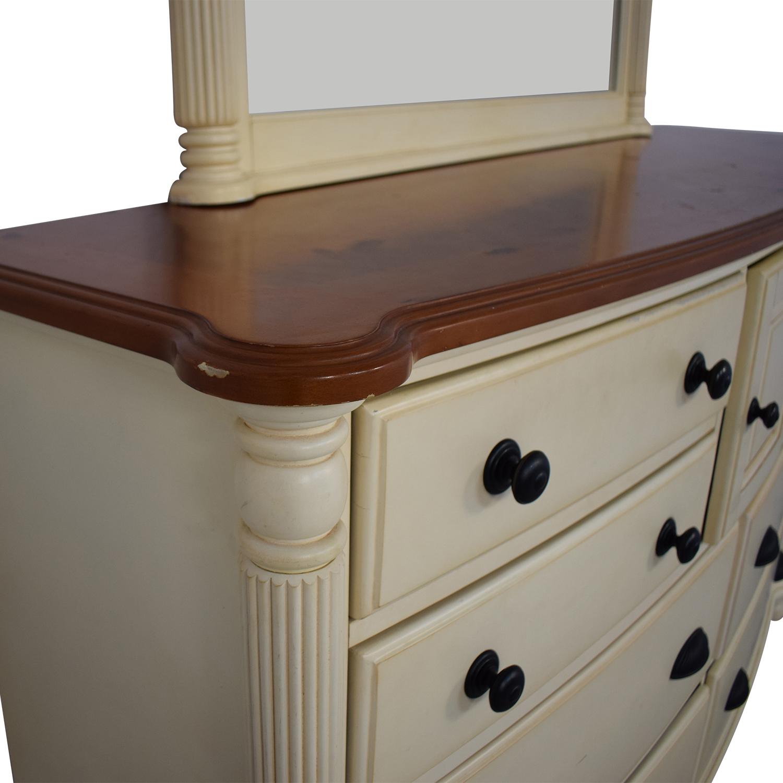 Macy's Dresser with Mirror Macy's