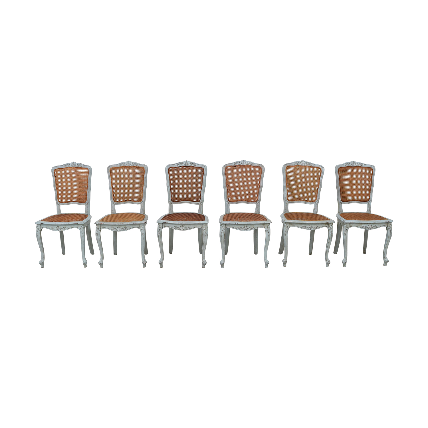 shop ABC Carpet & Home French Wicker Chairs ABC Carpet & Home Dining Chairs