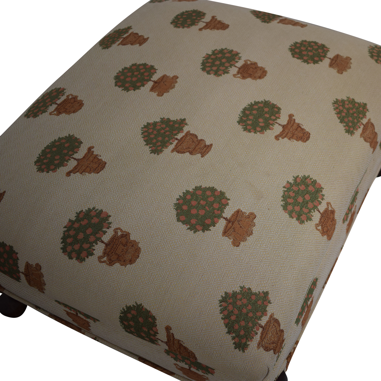 ABC Carpet & Home ABC Carpet & Home Ottoman price