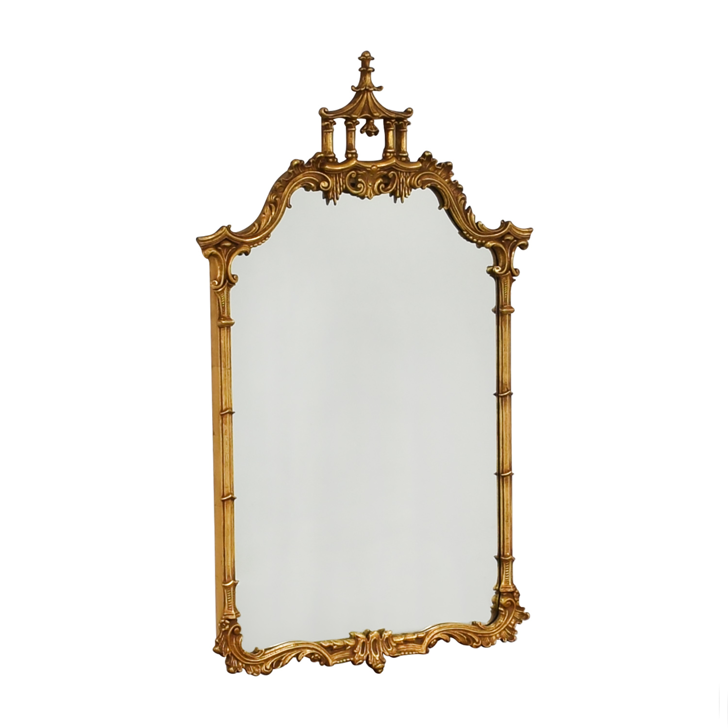 AA Laun Chippendale Style Mirror dimensions