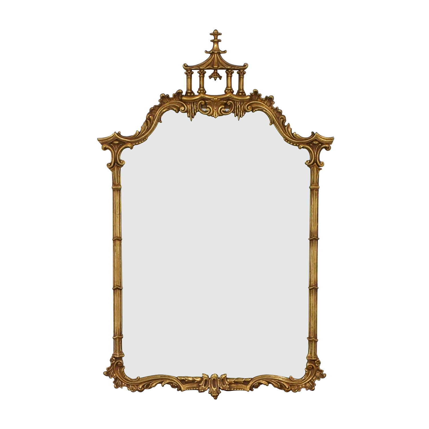 buy Chippendale Style Mirror AA Laun