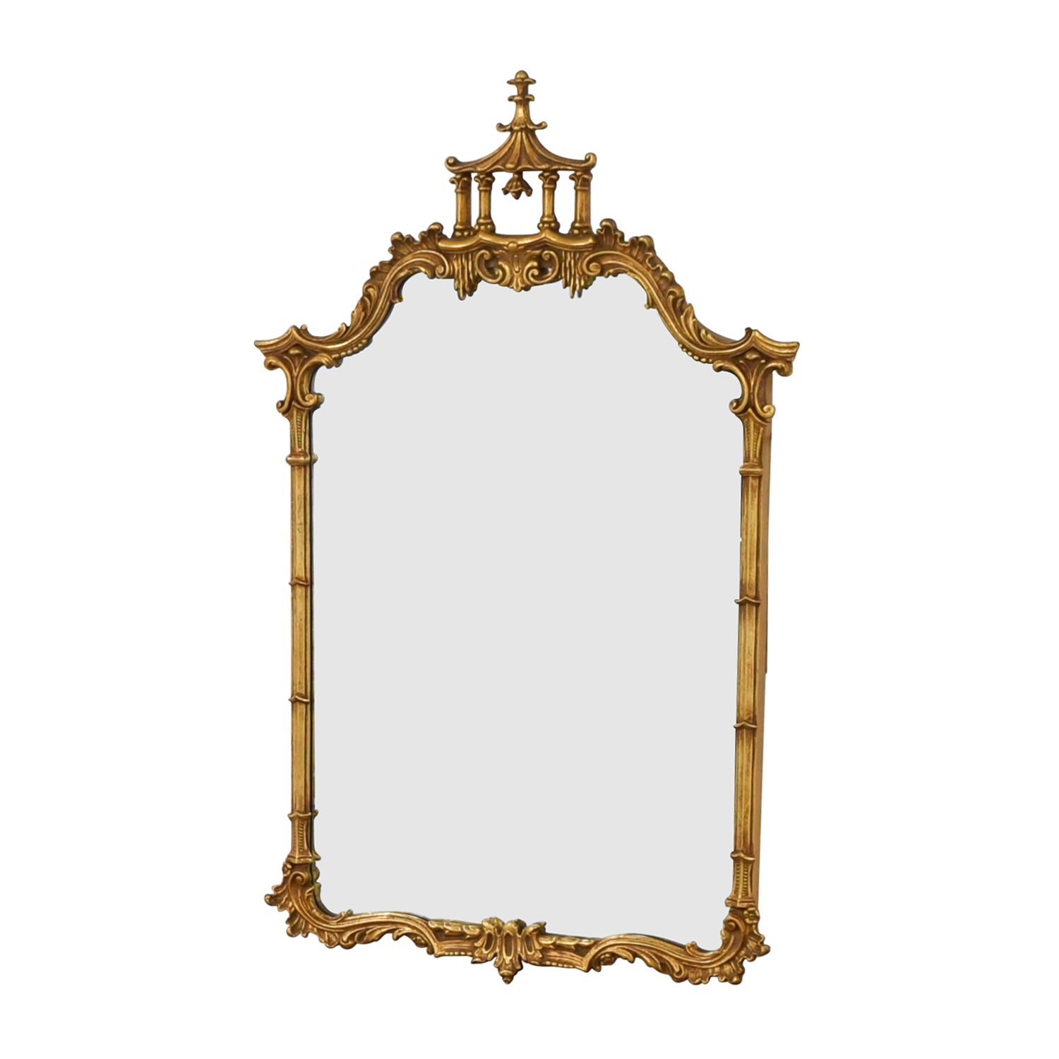 AA Laun Chippendale Style Mirror coupon