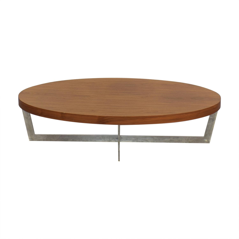 Brayden Studio Oyster Coffee Table / Tables