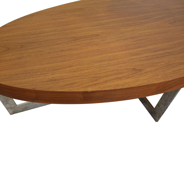 buy Brayden Studio Oyster Coffee Table Brayden Studio Tables