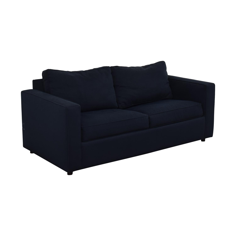 Room & Board Room & Board York Sleeper Sofa dimensions