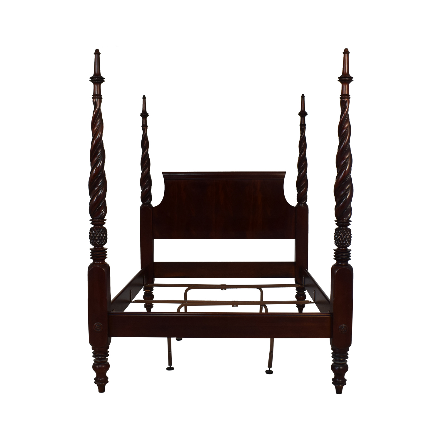 buy Hickory Furniture Poster Bed Frame Hickory Chair