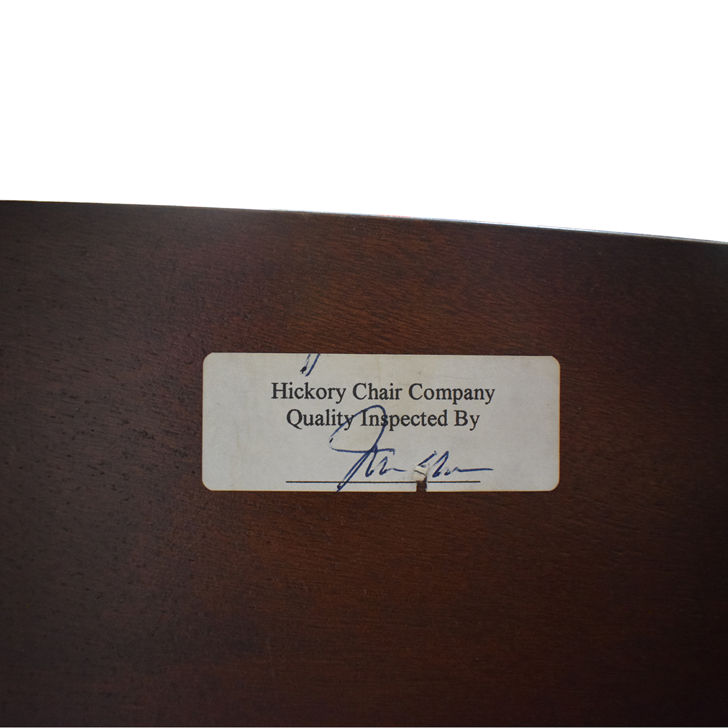 Hickory Chair Hickory Furniture Poster Bed Frame used