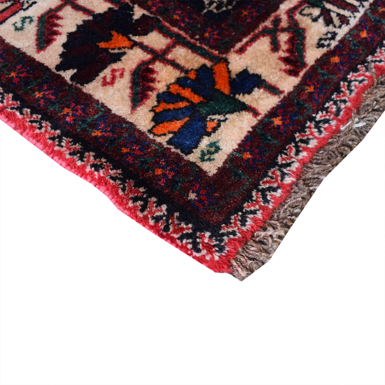 72 Off Hand Woven Shiraz Persian Rug
