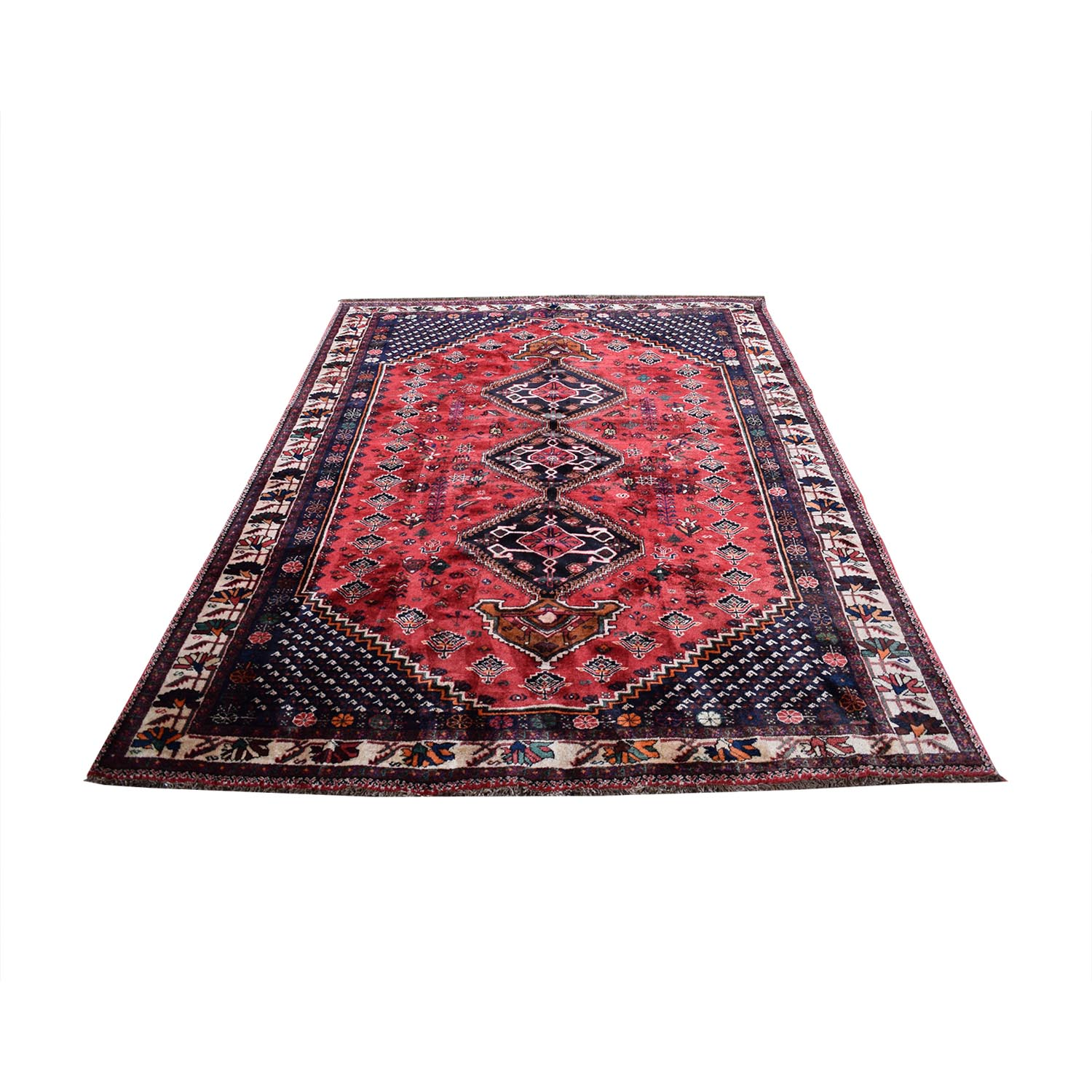 Hand Woven Persian Rug dimensions