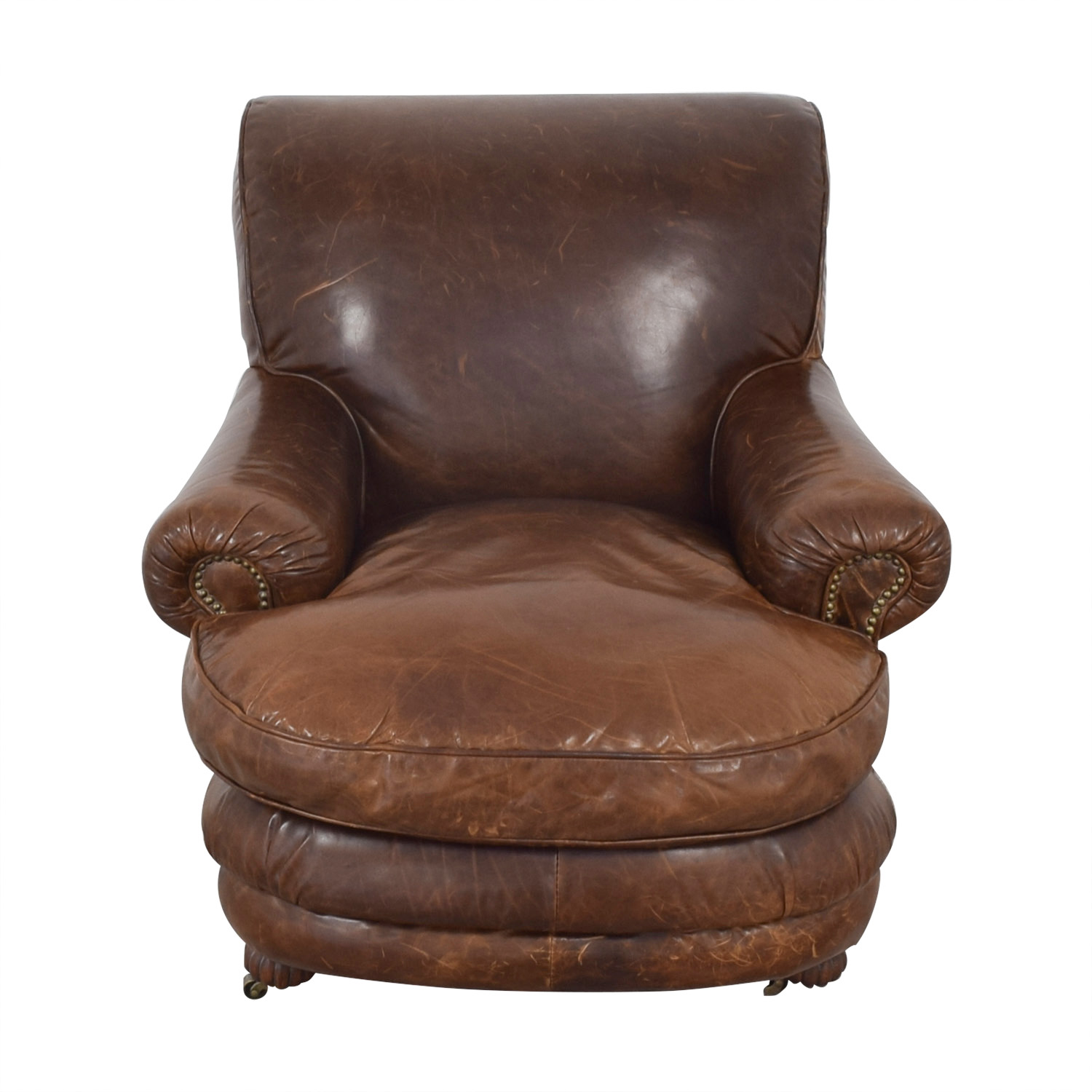 Restoration Hardware Restoration Hardware Library Chair used