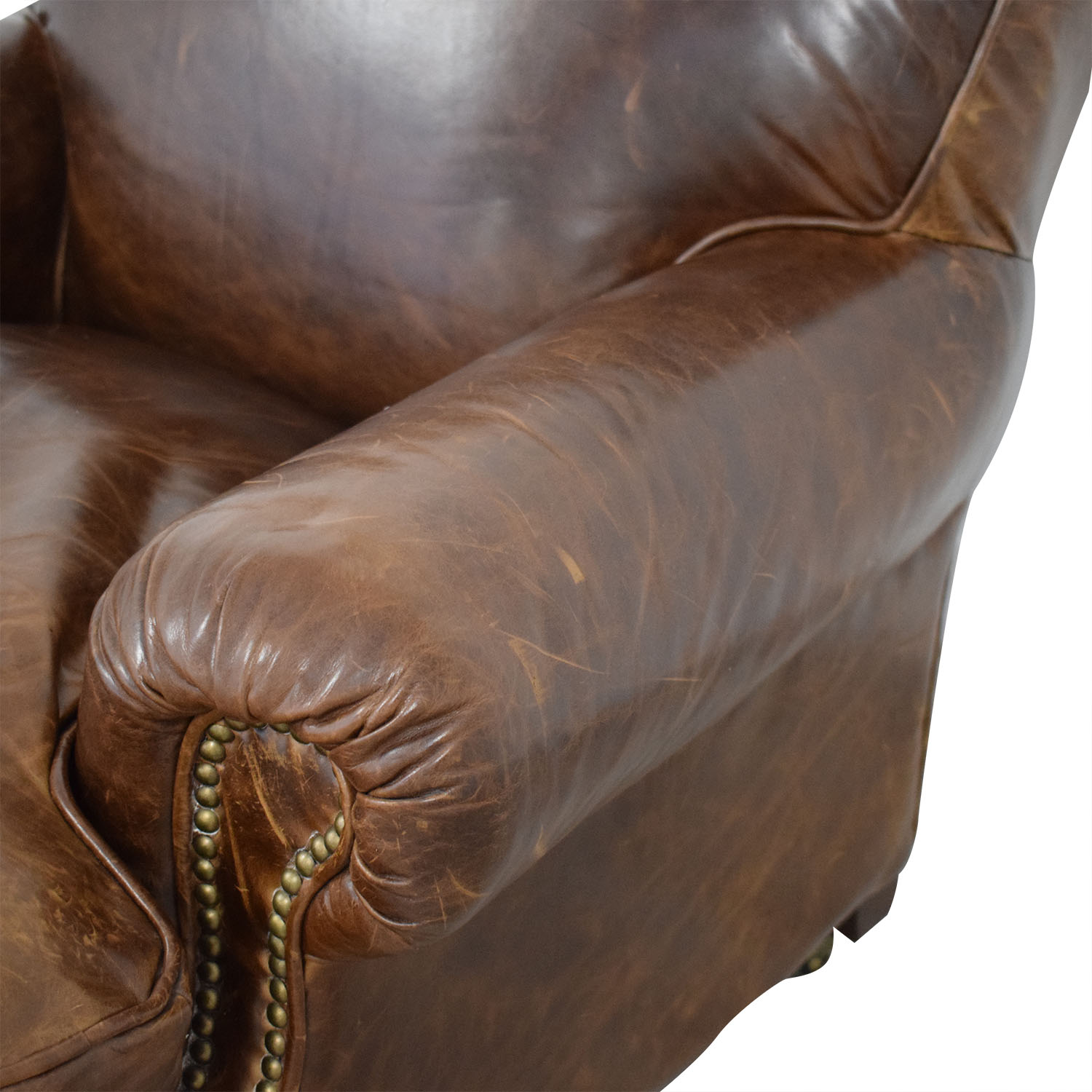 shop Restoration Hardware Library Chair Restoration Hardware Accent Chairs