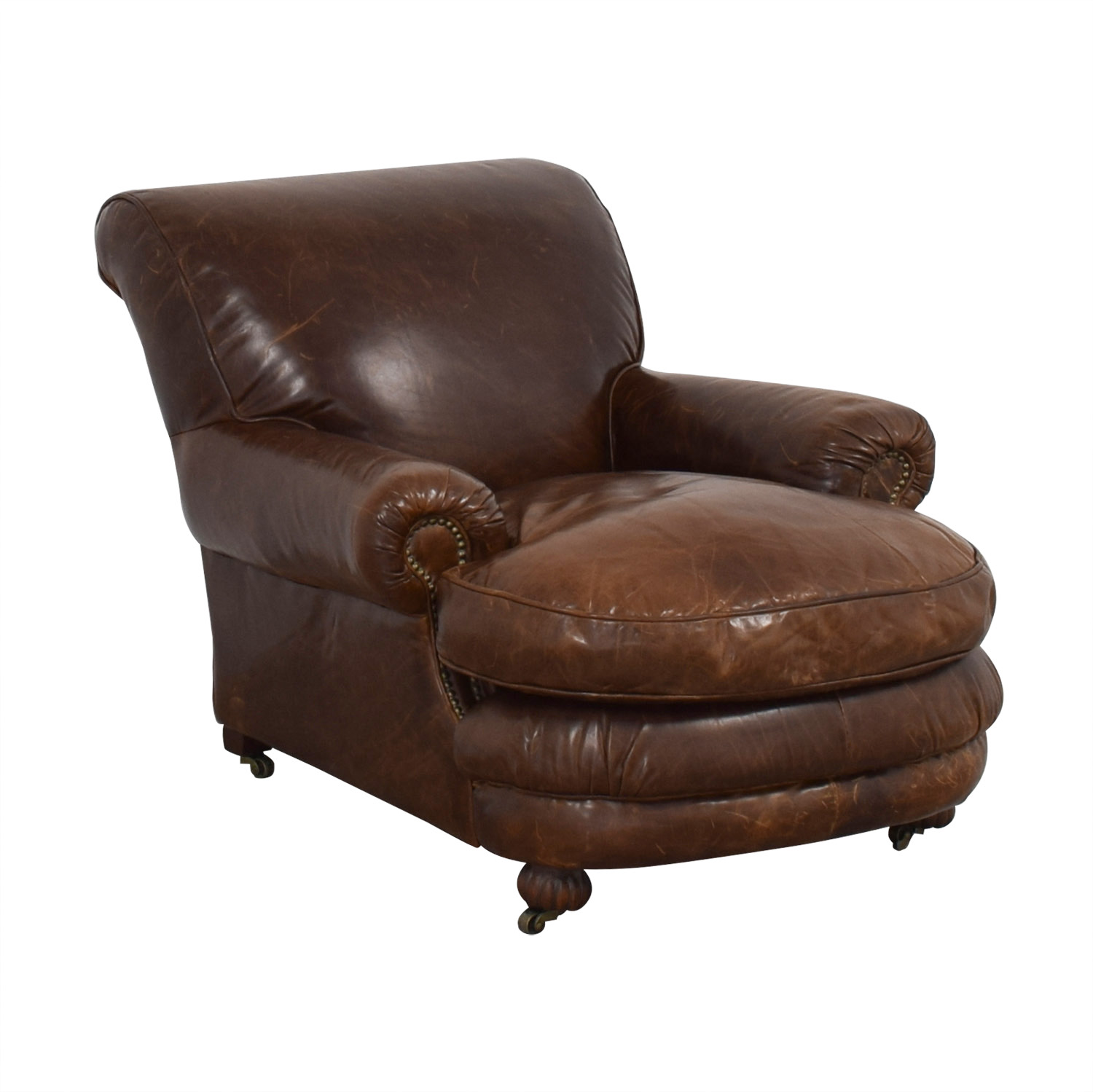 buy Restoration Hardware Library Chair Restoration Hardware Accent Chairs