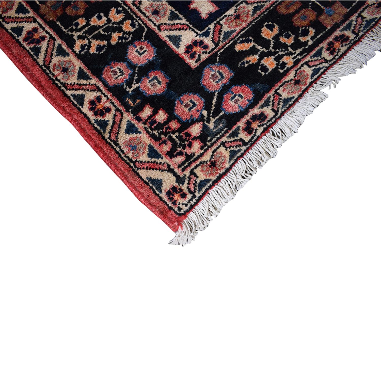 Persian Wool Rug used