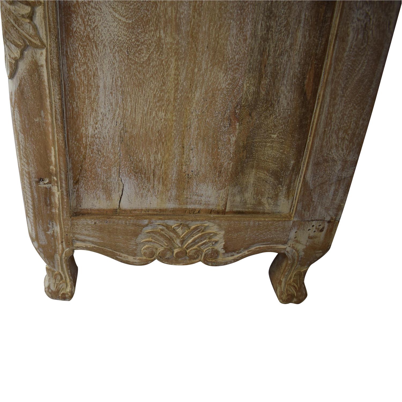 shop Nadeau Carved Wood Cabinet Nadeau Cabinets & Sideboards