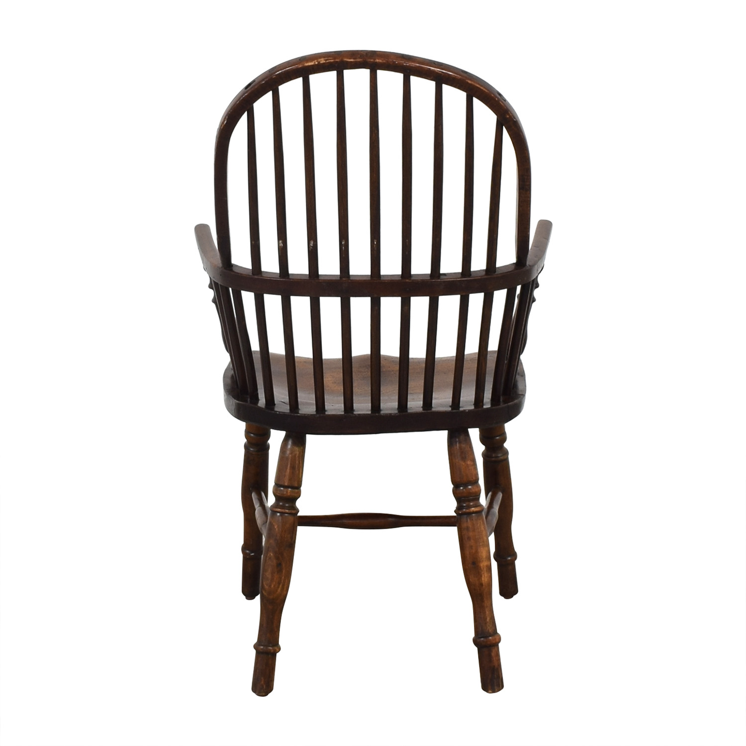 Antique Windsor Arm Chair Dining Chairs