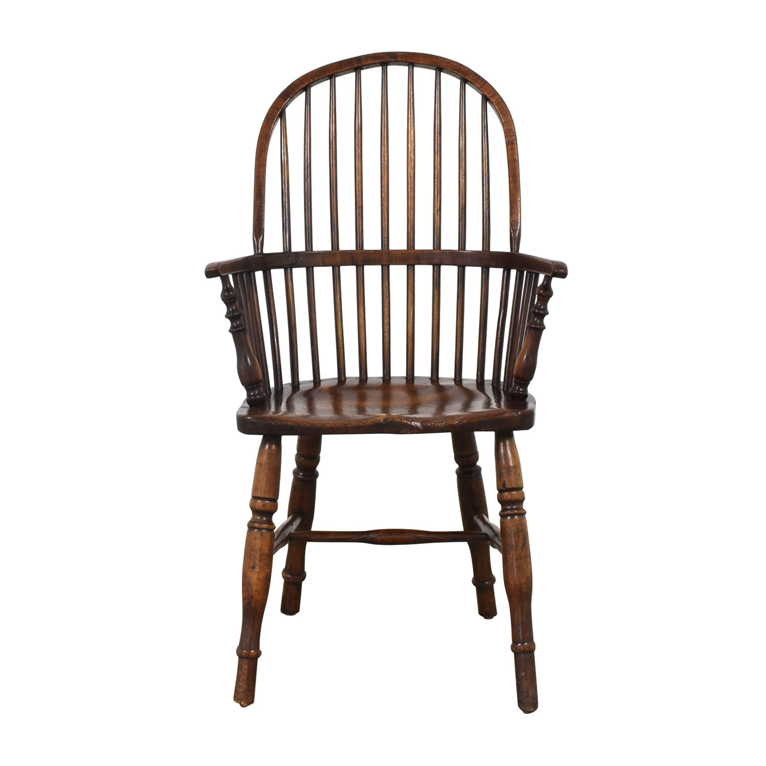 Antique Windsor Arm Chair / Dining Chairs