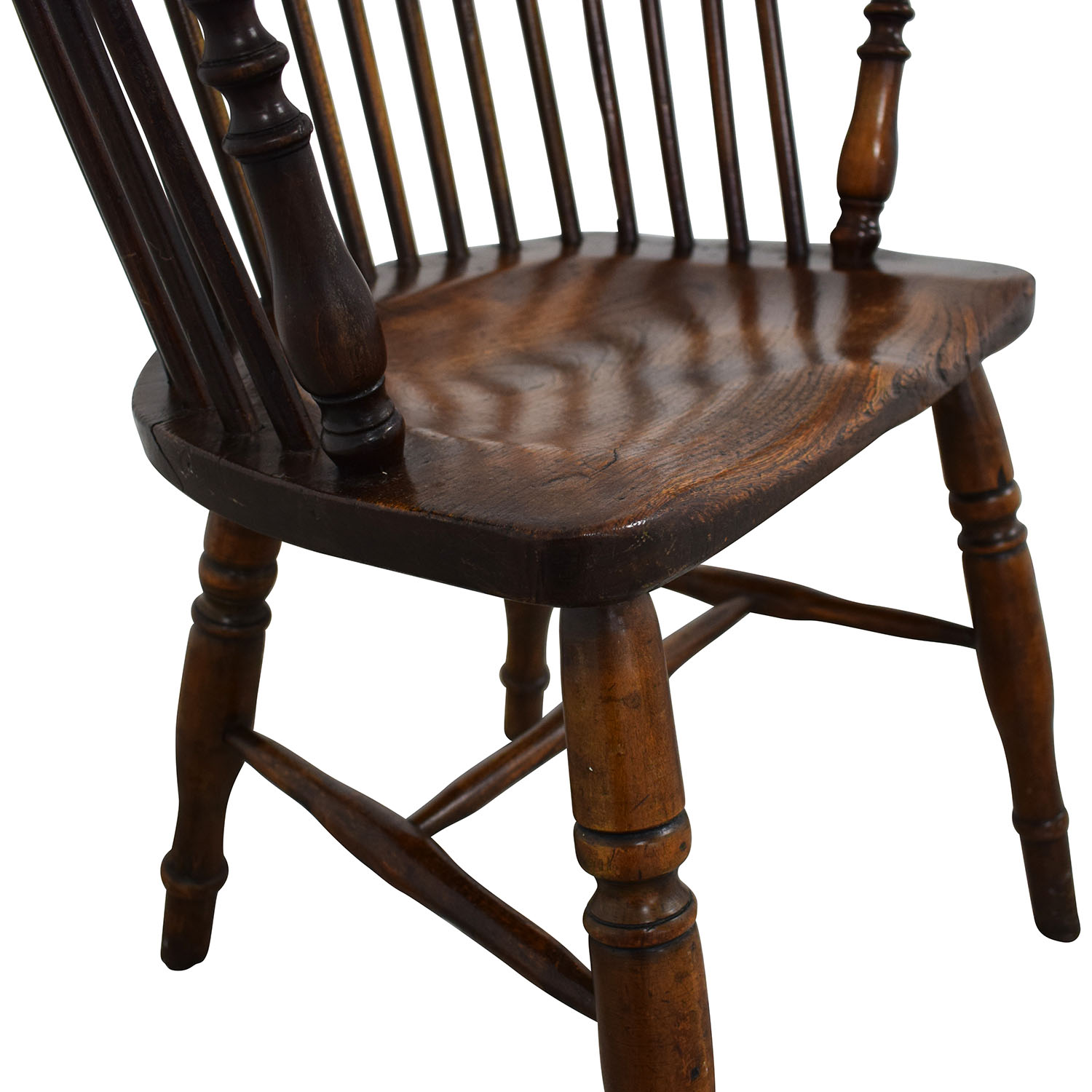Antique Windsor Arm Chair coupon