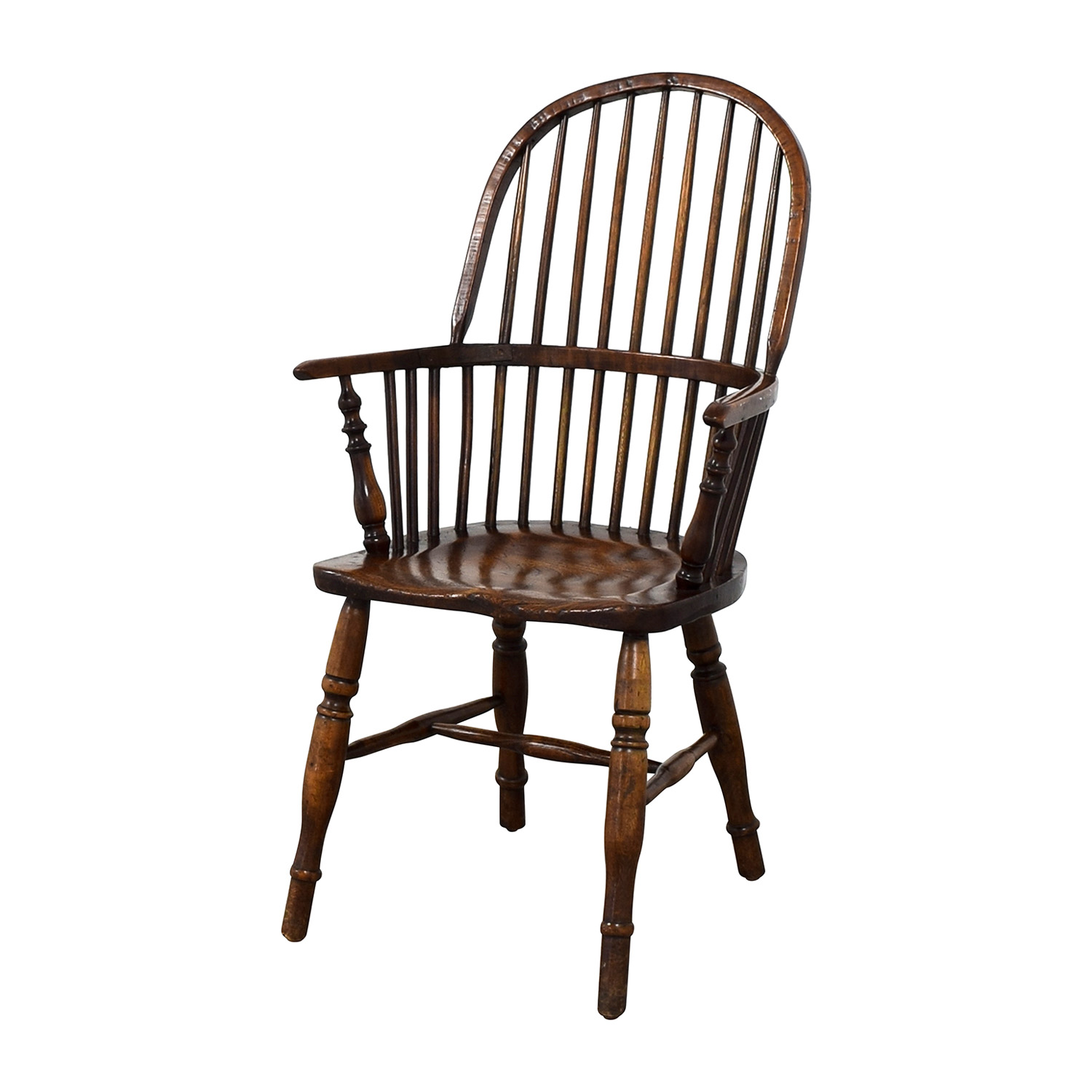 Antique Windsor Arm Chair / Chairs