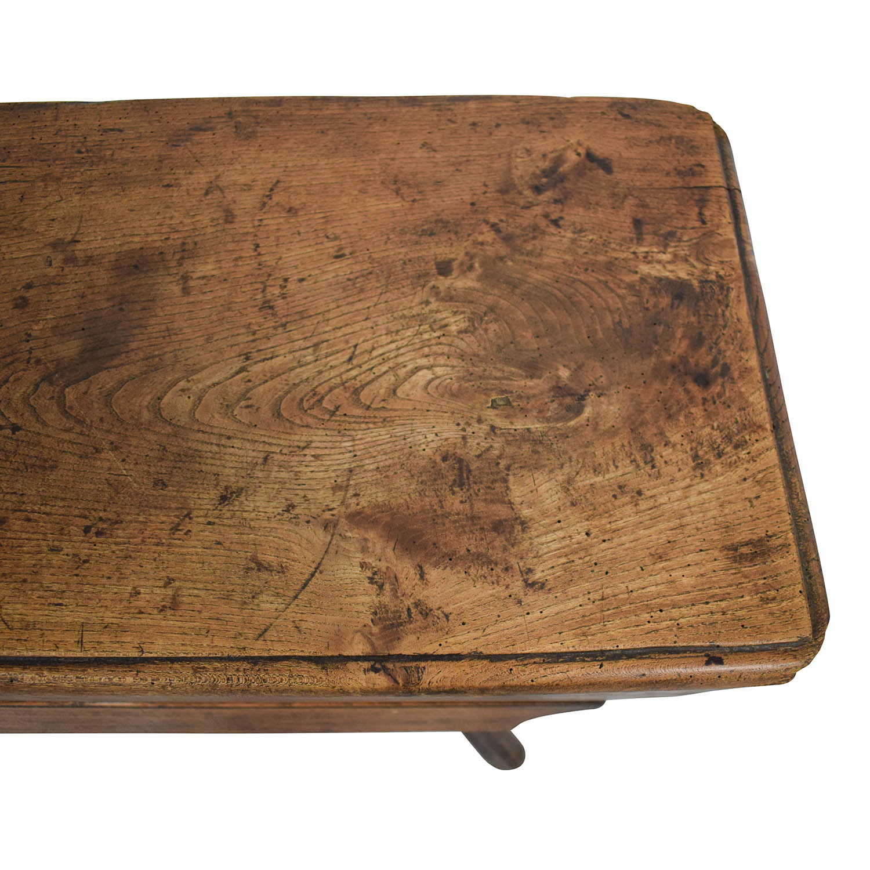 buy Antique English Dough Box