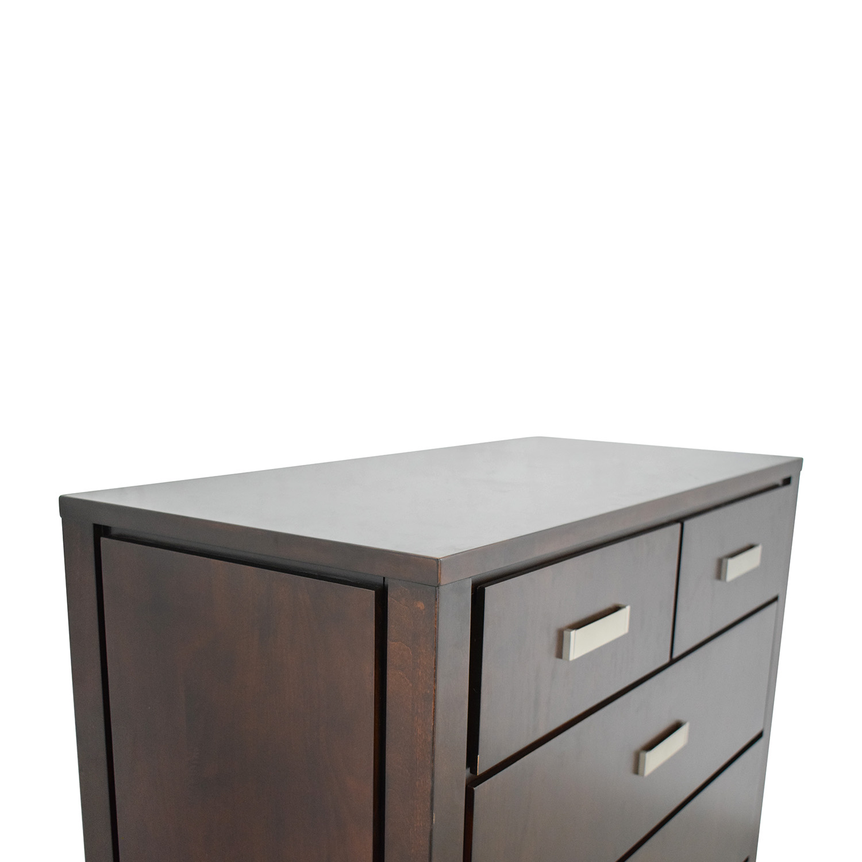 Raymour & Flanigan Raymour & Flanigan Five Drawer Dresser nyc