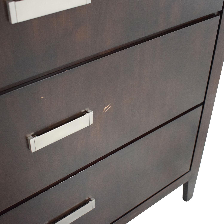 Raymour & Flanigan Raymour & Flanigan Five Drawer Dresser