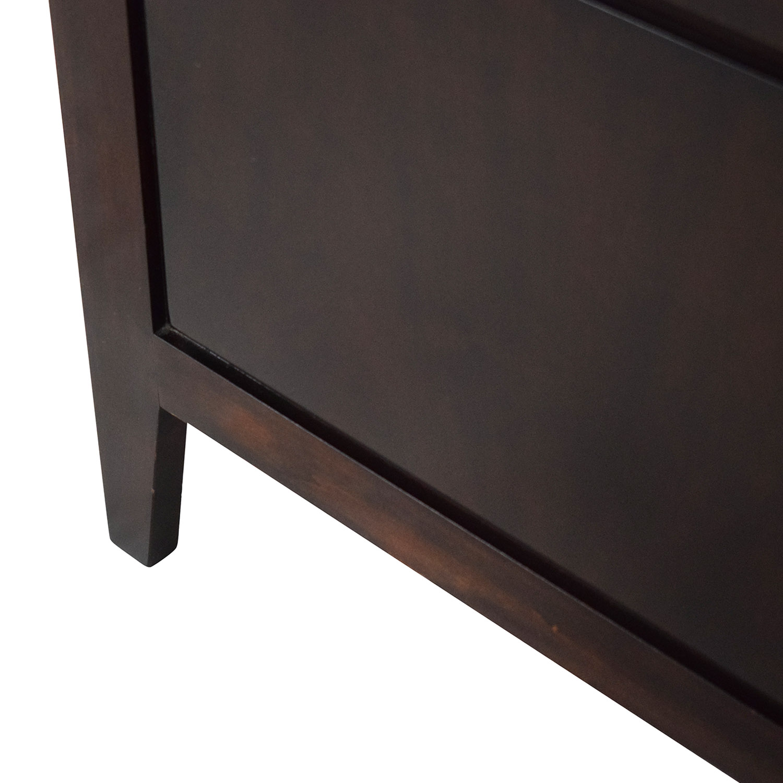 Raymour & Flanigan Raymour & Flanigan Five Drawer Dresser Dressers