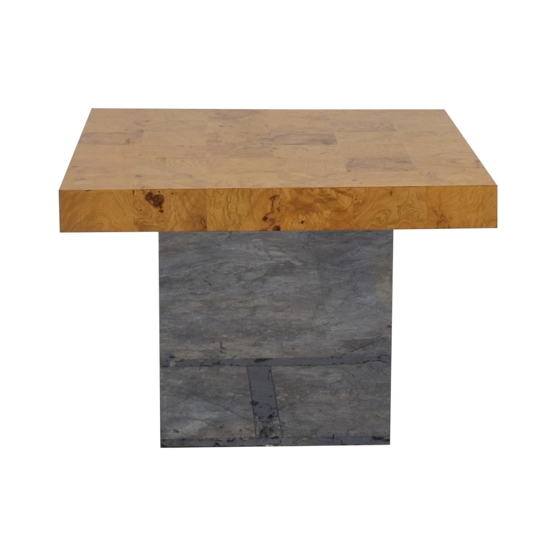 Thayer Coggin Thayer Coggin by Milo Baughman Side Table
