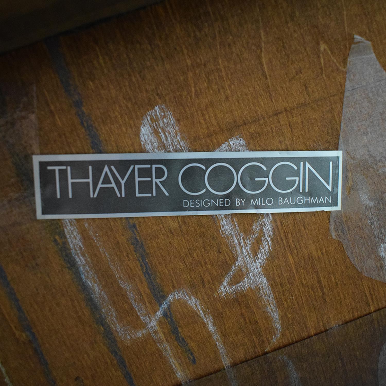 Thayer Coggin Thayer Coggin by Milo Baughman Side Table nj