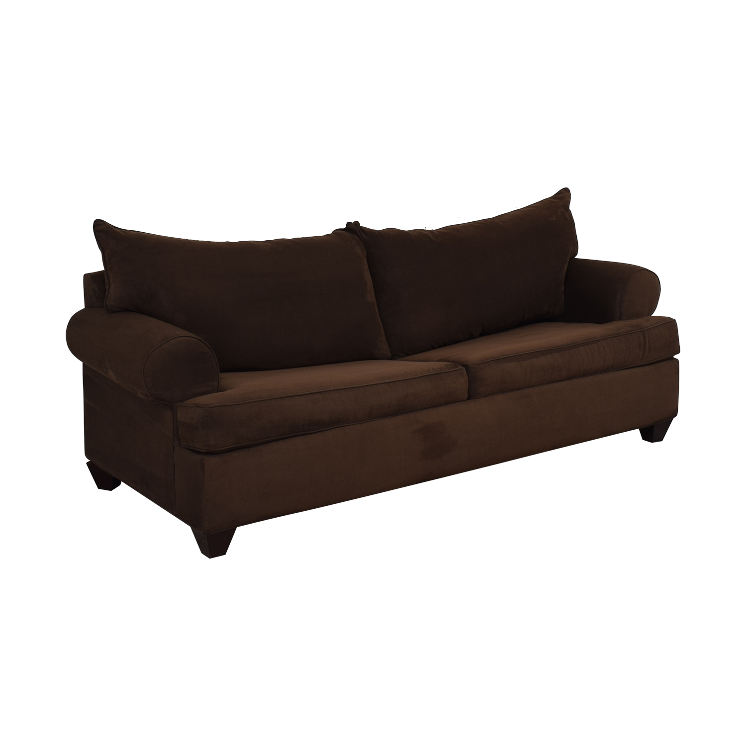 Raymour & Flanigan Raymour & Flanigan Two Cushion Sleeper Sofa