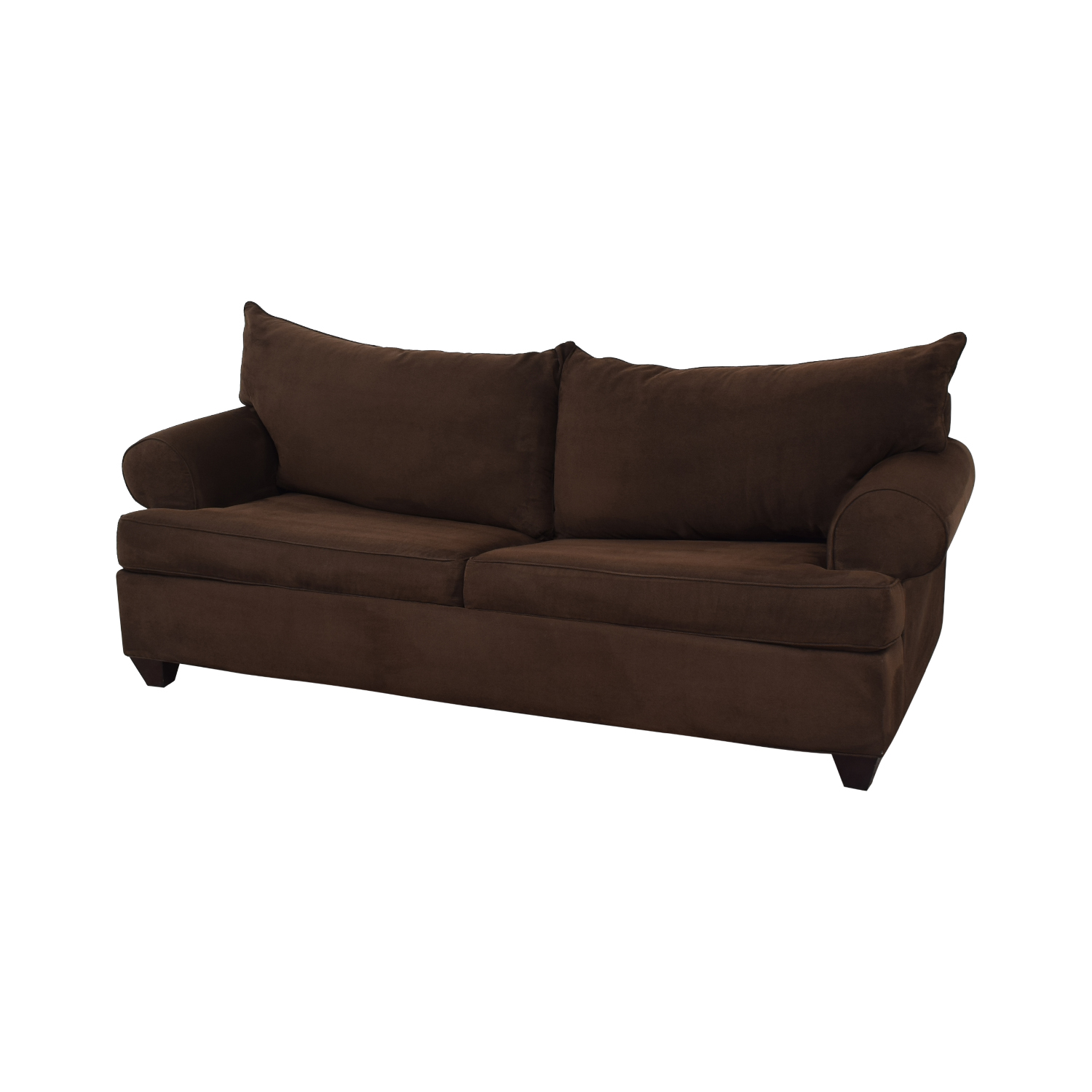 Raymour & Flanigan Raymour & Flanigan Two Cushion Sleeper Sofa coupon