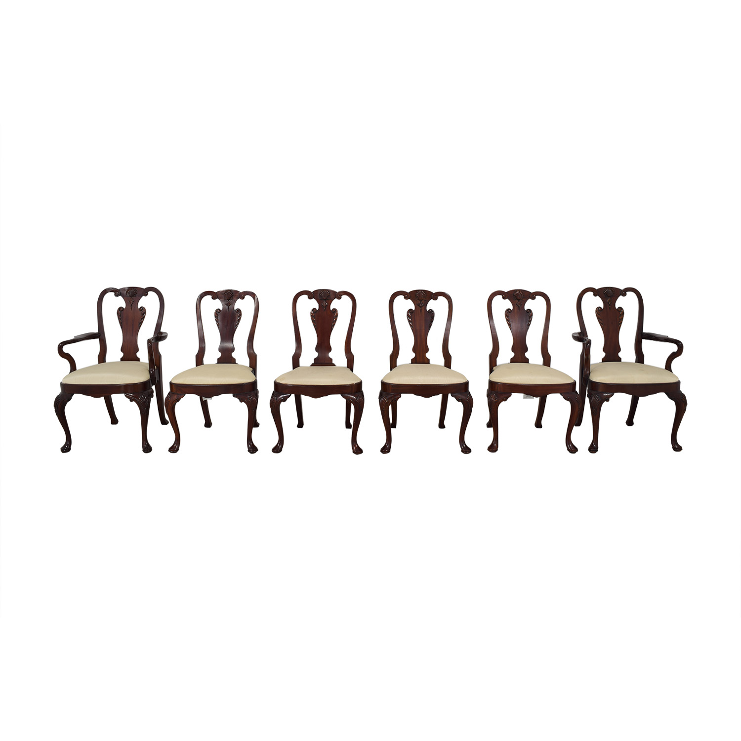 Maitland-Smith Maitland-Smith Dining Chairs pa