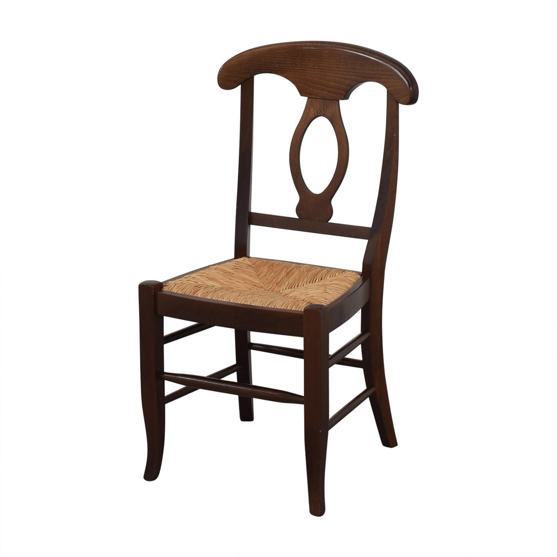 Pottery Barn Pottery Barn Napoleon Dining Chairs nyc