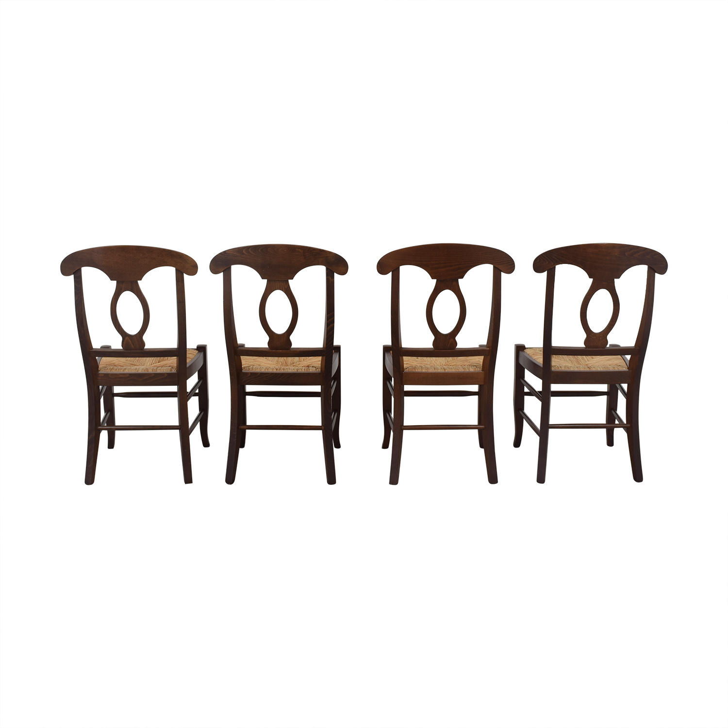 shop Pottery Barn Pottery Barn Napoleon Dining Chairs online