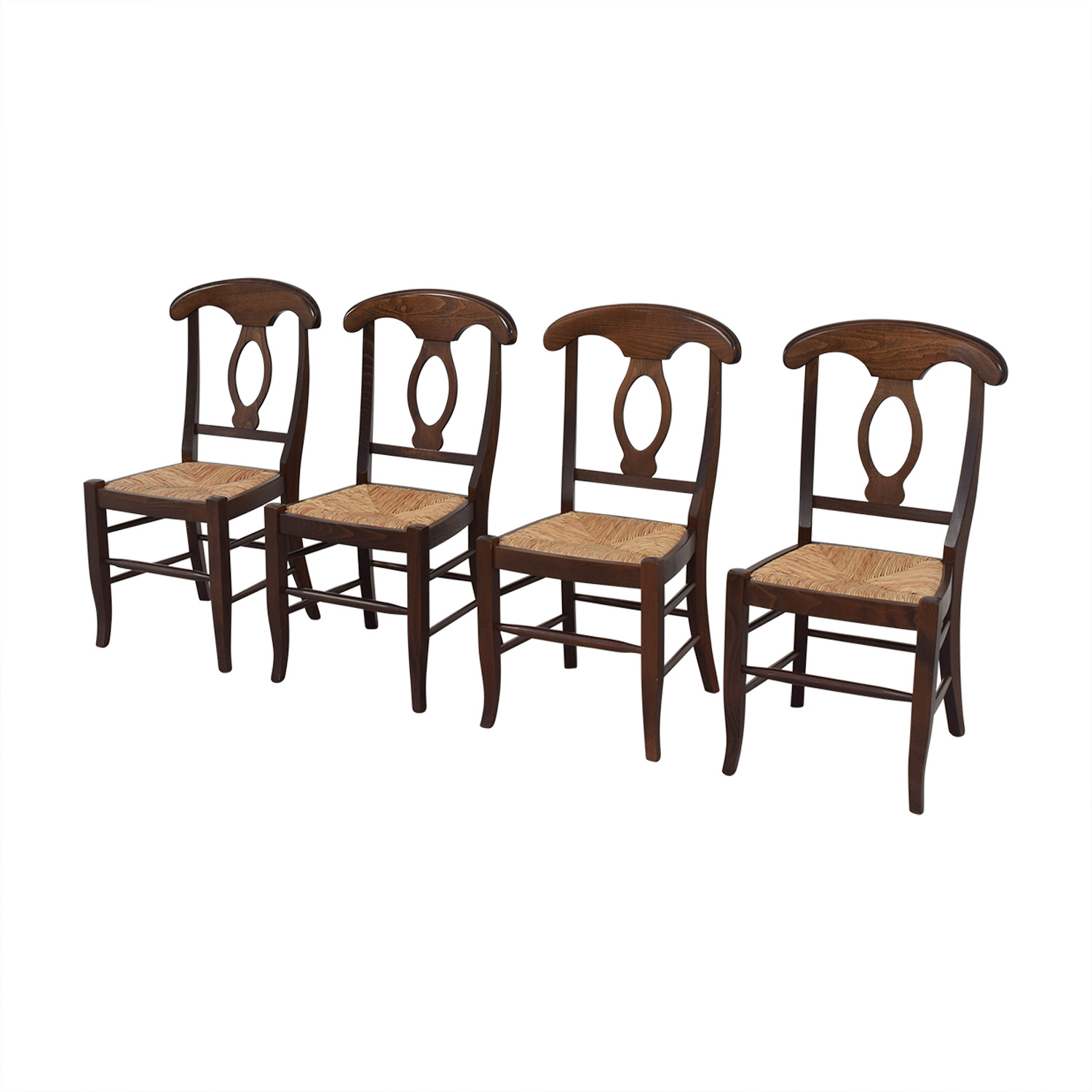 Pottery Barn Pottery Barn Napoleon Dining Chairs price