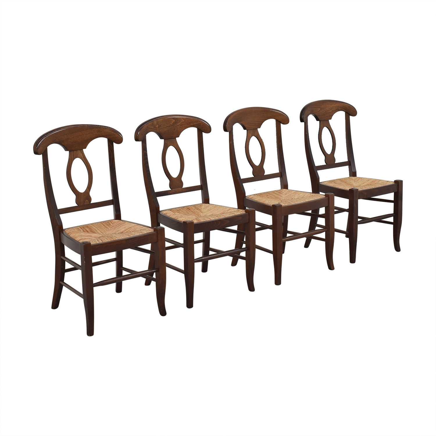 78 Off Pottery Barn Pottery Barn Napoleon Dining Chairs
