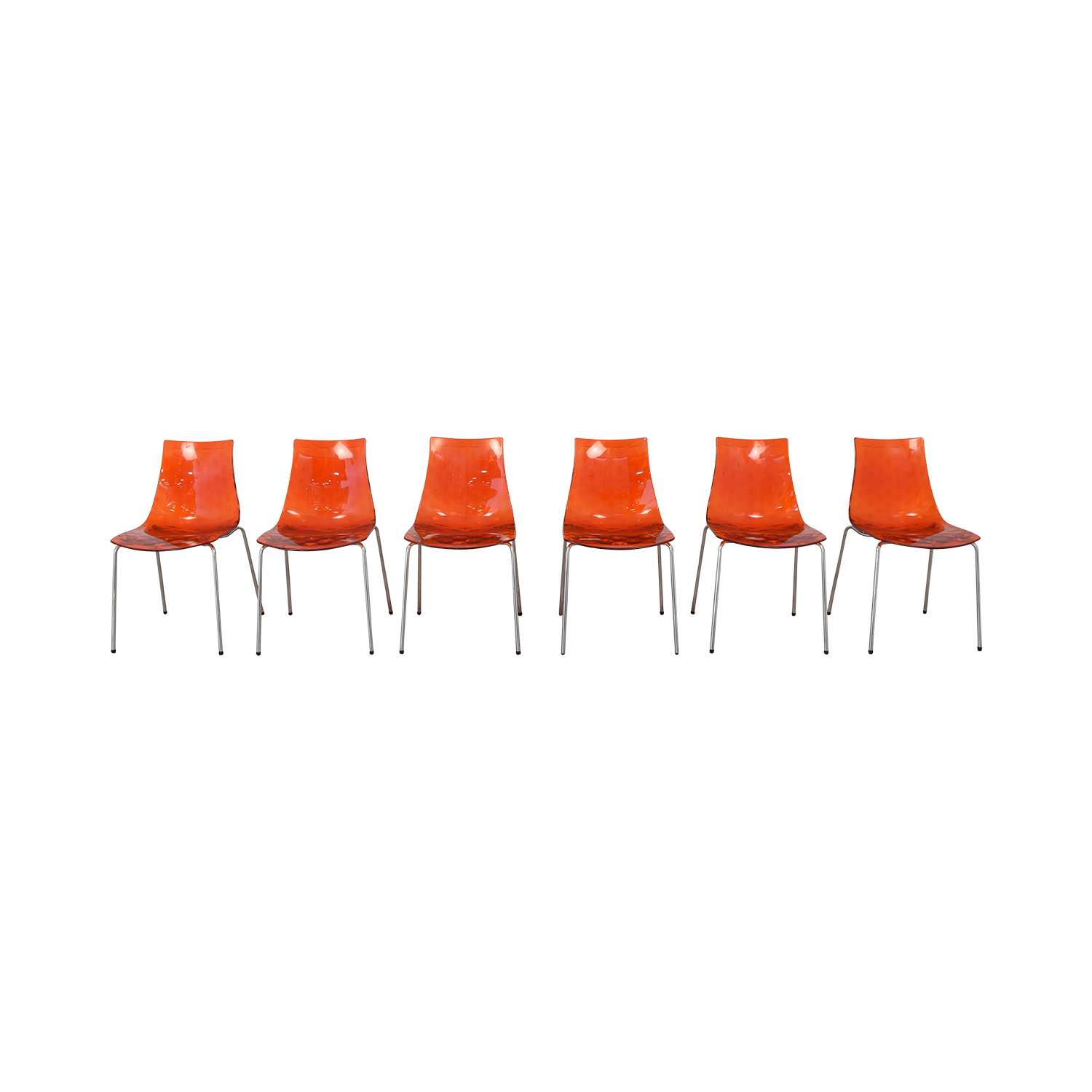 Calligaris Calligaris Ice Dining Chairs on sale