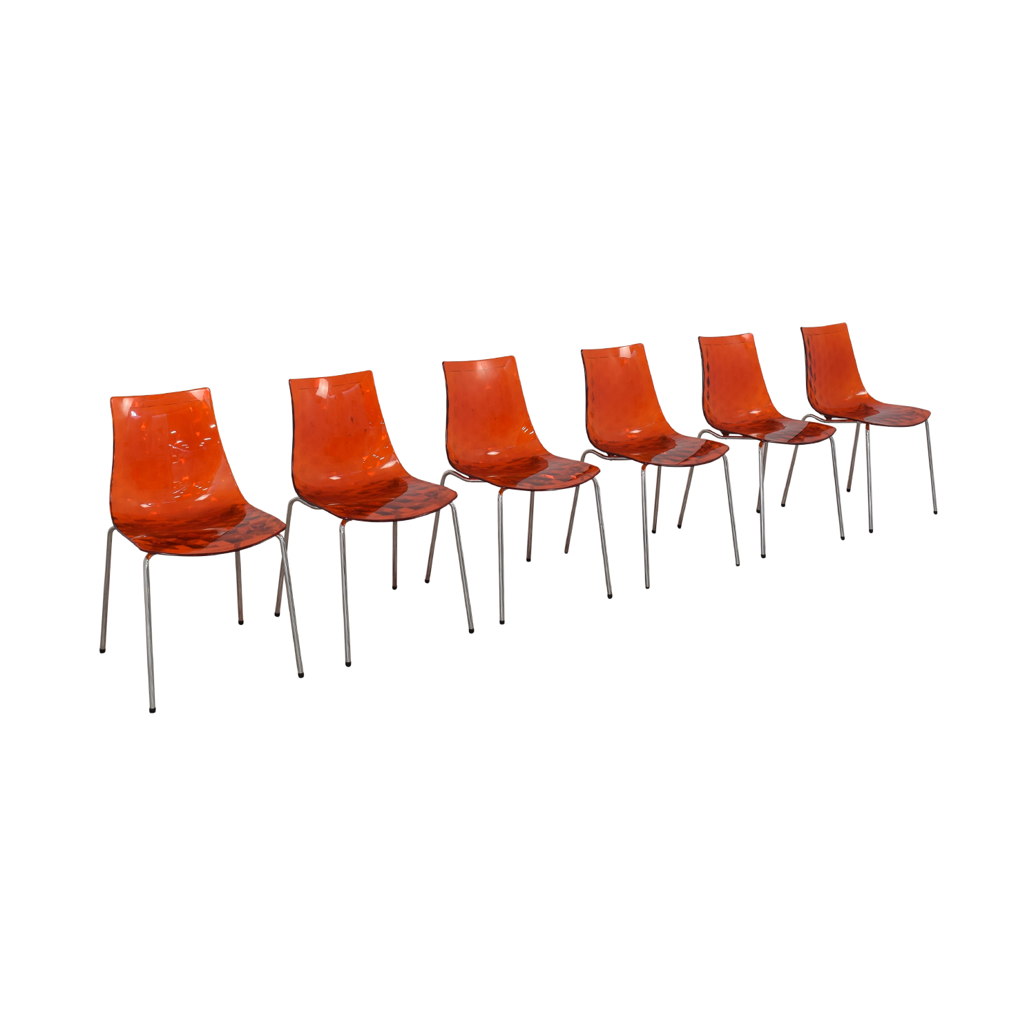 Calligaris Calligaris Ice Dining Chairs Chairs