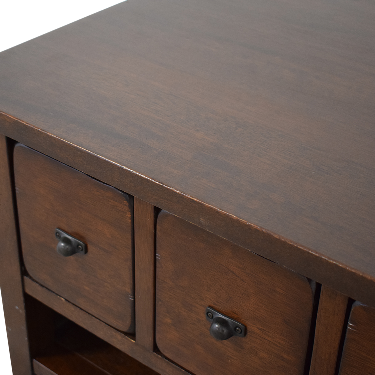 Pottery Barn Pottery Barn Rustic Coffee Table discount