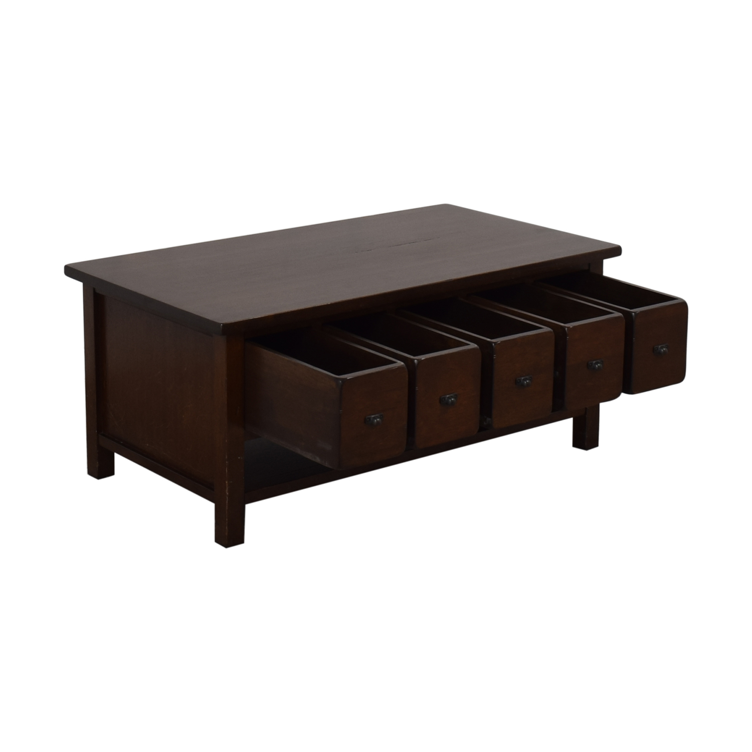shop Pottery Barn Rustic Coffee Table Pottery Barn Coffee Tables