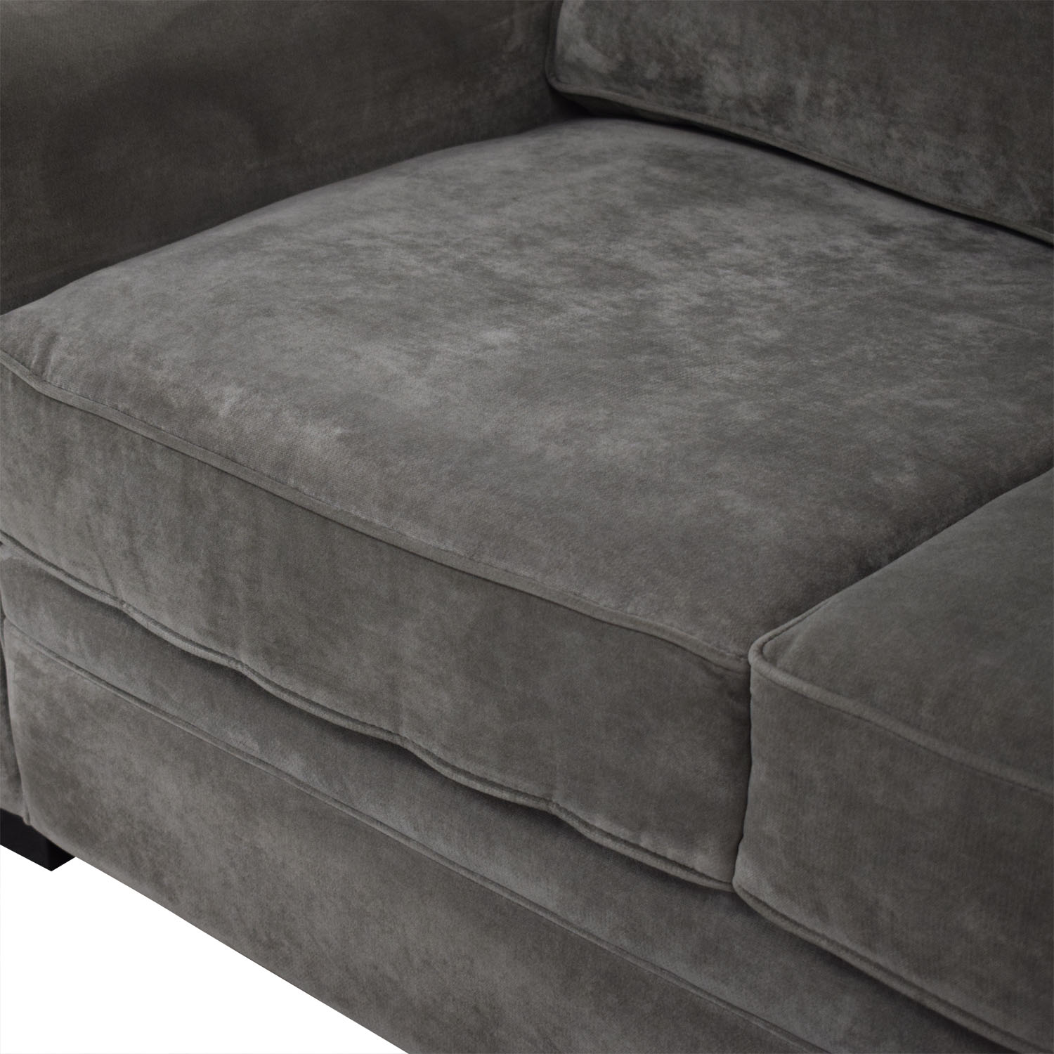 Raymour & Flanigan Artemis II Sectional Sofa with Chaise / Sofas