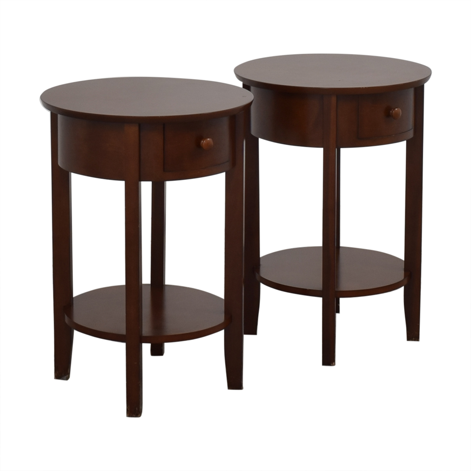 shop Pottery Barn Pottery Barn Oval Nightstands online